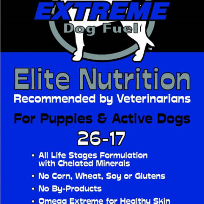 Extreme Dog Fuel Elite