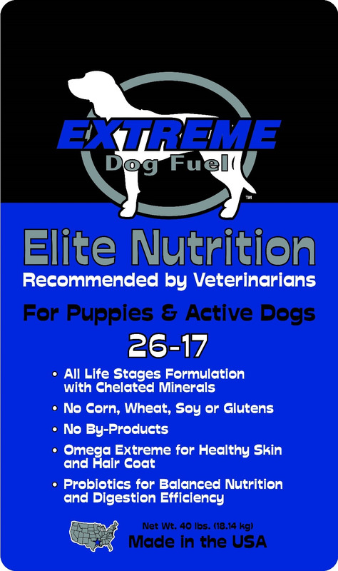 Extreme Dog Fuel Elite